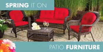 Patio Furniture At Big Lots Patio Furniture Furniture Big Lots