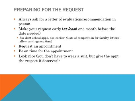 Letter Of Evaluation For Dental School Sle What To Actually Say Tell