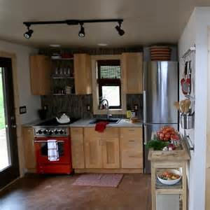Kitchen Design For Small Houses Colorado Tiny House Kitchen Timber Trails Turnkey Tiny