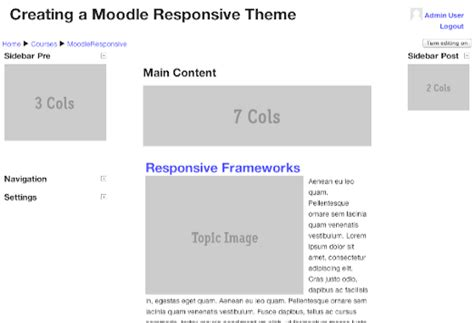 moodle themes not showing up moodle plugins directory responsive