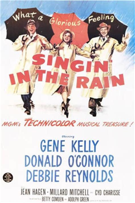 libro singing in the rain cine cl 225 sico en la upm cantando bajo la lluvia no solo t 233 cnica