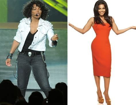 Janet Jackson New Weight Loss Effort And Diet by Janet Jackson Weight Newhairstylesformen2014