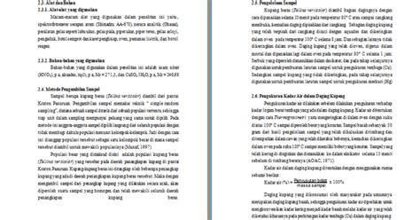 format makalah laporan penelitian contoh artikel ilmiah laporan penelitian studi kasus kimia