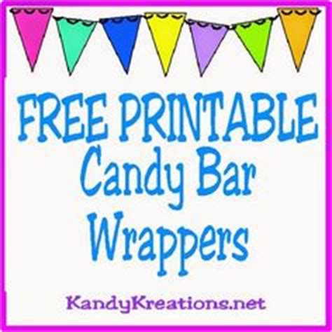 personalized bar wrappers template free 1000 images about free printables on free