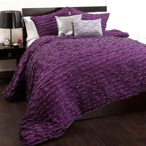 dark purple comforter deep dark purple comforters and bedding sets sweetest