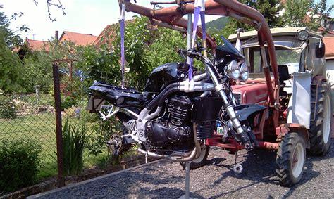 Motorrad In Garage Aufh Ngen by Moped Aufh 228 Ngen Allgemeine Technikfragen T5net Forum