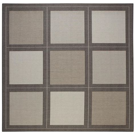 home decorators collection tufted white 8 ft x home decorators collection summit gray white 8 ft 6 in square area rug 3100565270 the home depot