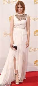 anna kendrick house of cards kate mara wears similar gown anna kendrick wore for oscars at emmys last night daily
