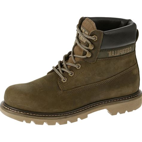 boots co uk caterpillar colorado s kelp boots free delivery at