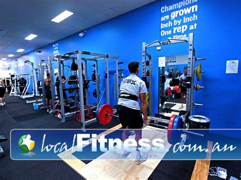 Building Bench Strength by Next Level Fitness Powerlifting Area Noble Park Our Gym