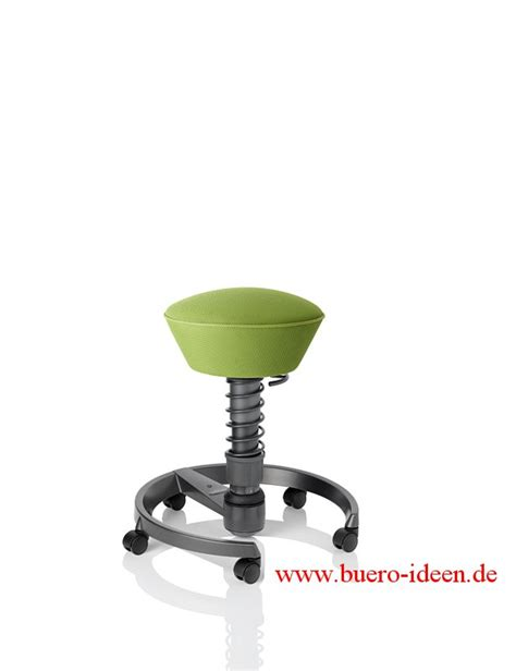 Gestell Mit Rollen by Swopper Air Antrazit Mit Rollen Lime Green Swopair32 T R