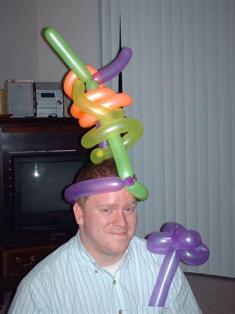 Crazy balloon