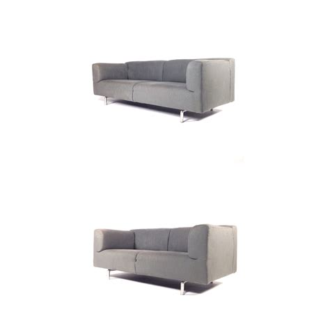 Cassina Met Sofa by Set Of Cassina 250 Met Sofa S By Piero Lissoni 20th 21st