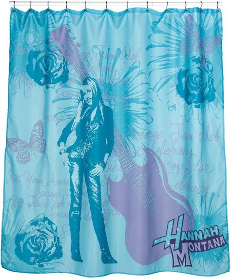 hannah montana bathroom 17 best images about cool shower curtain on pinterest