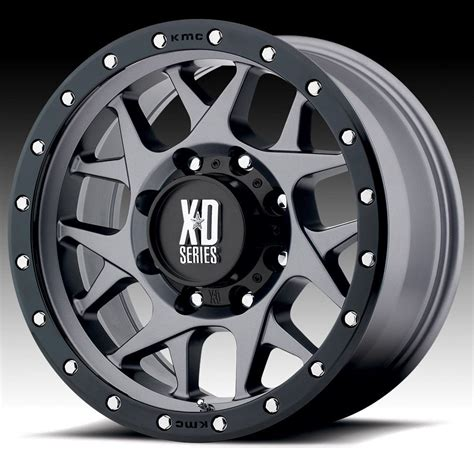 xd wheels home page kmc xd xd127 bully satin gray 20x9 6x5 5 18mm