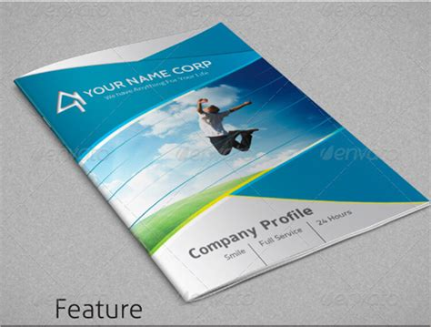 corporate brochure template free 23 brochure templates free word design formats