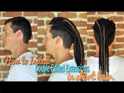 add extensions to hair don t wash the three how to install ended extensions in hair