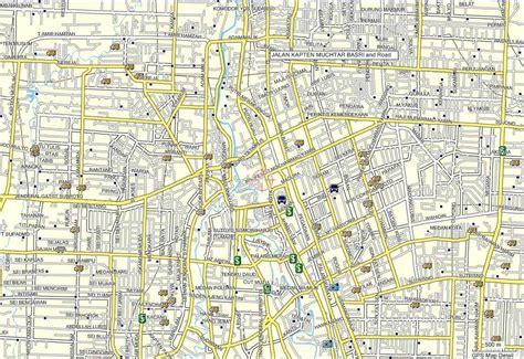 medan map