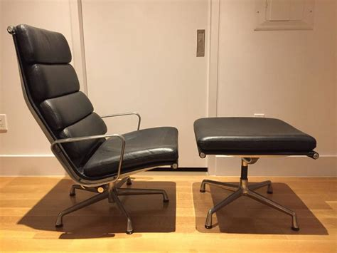 eames walnut stool craigslist herman miller eames lounge chair a special project