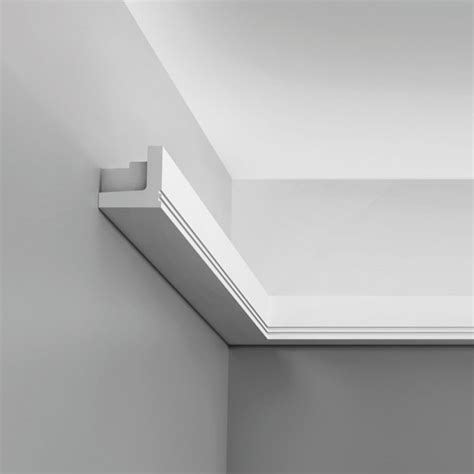Plafond Eclairage Indirect by Corniche Moulure De Plafond Axxent Orac Decor Pour
