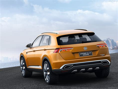 volkswagen crossblue coupe volkswagen crossblue coupe concept autos post