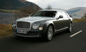 2012 Bentley Mulsanne Price Car And Driver