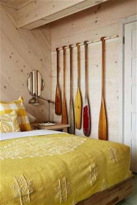 canoe paddle headboard 50 best sarah richardson images on pinterest bedroom