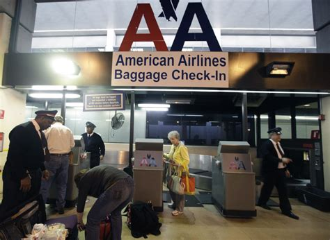 american airlines checked baggage gov t watchdog urges stronger air safety oversight