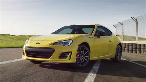 Subaru Brz Top Speed Brakes Yellow Paint Define 2017 Subaru Brz Series