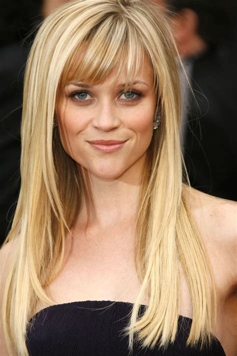 hairstyles with bangs reese witherspoon 25 of the best oscar hairstyles ever glamour
