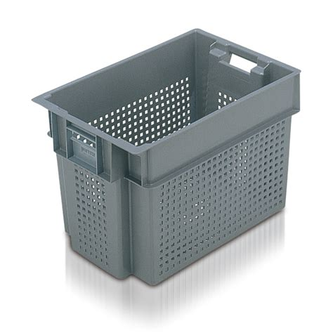 nesting storage containers ref 11066 180 degree stacking and nesting