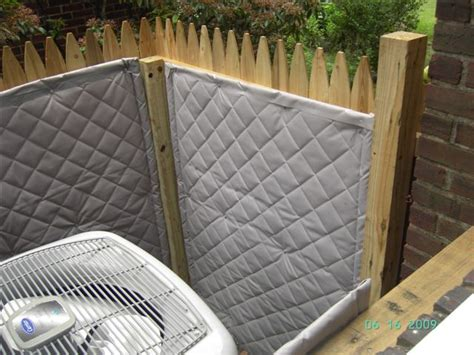 sound barrier for pool block your backyard noise with a noise reduction fence