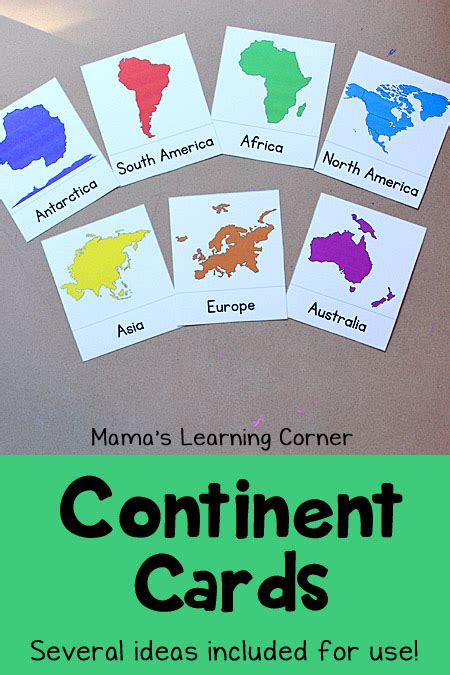 printable geography games learn the continents free printable free printable