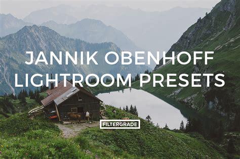 Filtergrade Jannik Obenhoff Lightroom Preset jannik obenhoff lightroom presets filtergrade