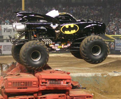 monster trucks videos batman truck wikipedia