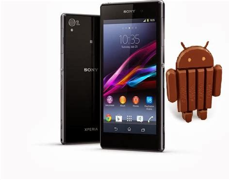 Hp Sony Xperia Kitkat new rumors suggest xperia z1 will be updated with android 4 4 kitkat