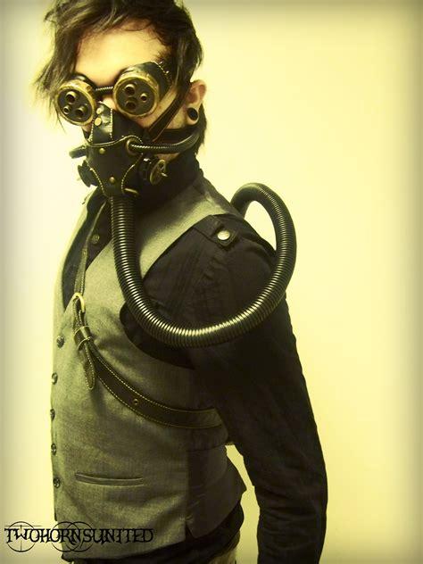 Sale Goggle Mask Gogle Mask Masker Putih Kaca Pelangi steunk mask goggles and tank w belt for sale by twohornsunited on deviantart