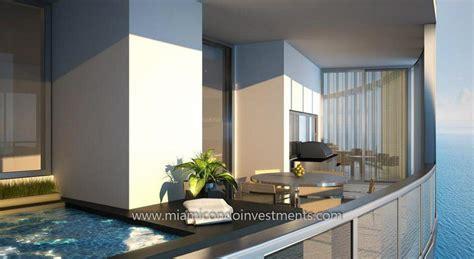 Porsche Apartments Miami by Porsche Design Tower Condos