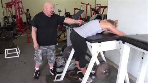 louie simmons bench press crossfit the reverse hyper with louie simmons youtube
