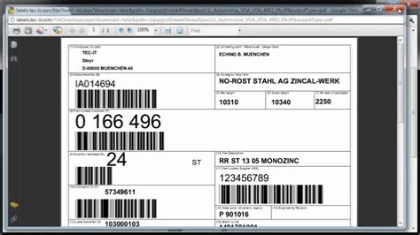 online labels popular sles templates