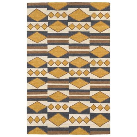 3 6 x 5 6 rug kaleen nomad gold 3 ft 6 in x 5 ft 6 in area rug nom07 05 3 6 x 5 6 the home depot