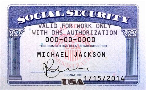 free social security card template 50 beautiful image of editable social security card