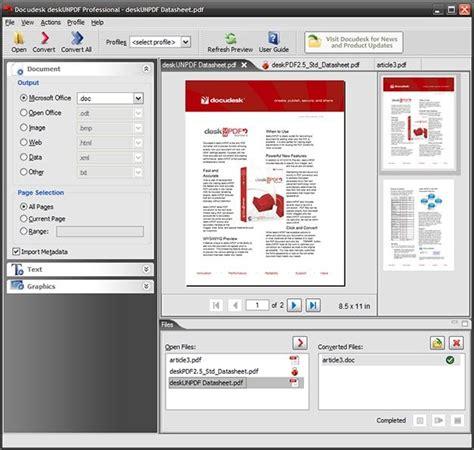 desk pdf studio deskpdf studio xe descargar gratis