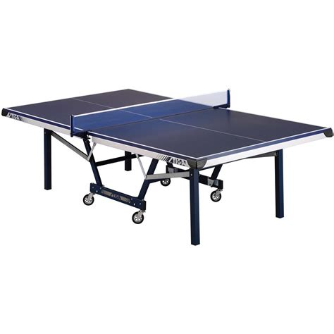 stiga table tennis table stiga 174 sts 410q table tennis table 171399 at sportsman s guide