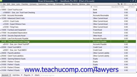 quickbooks tutorial for lawyers quickbooks pro 2014 training for lawyers creating