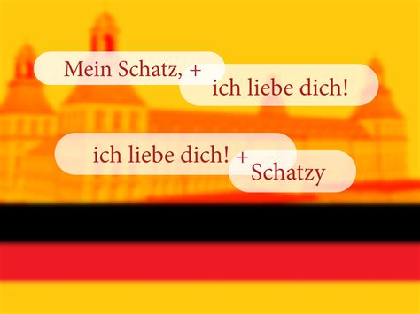 how do you say in german how to say i you in german 8 steps with pictures wikihow