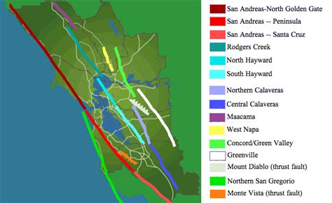 california map earthquake faults the san andreas fault may explode anytime now strange