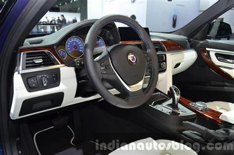 Alpina B3 Interior by Bmw Alpina B3 Facelift B6 Edition 50 D4 Biturbo Iaa Live