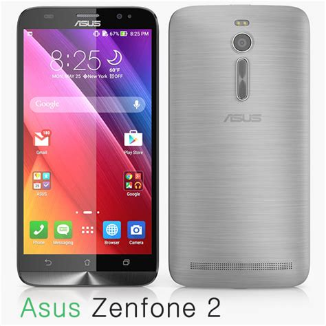Original Asuz Zenfone Illusion 3d Zenfone 2 5 5 Inc Back Cov asus zenfone 2 3d model