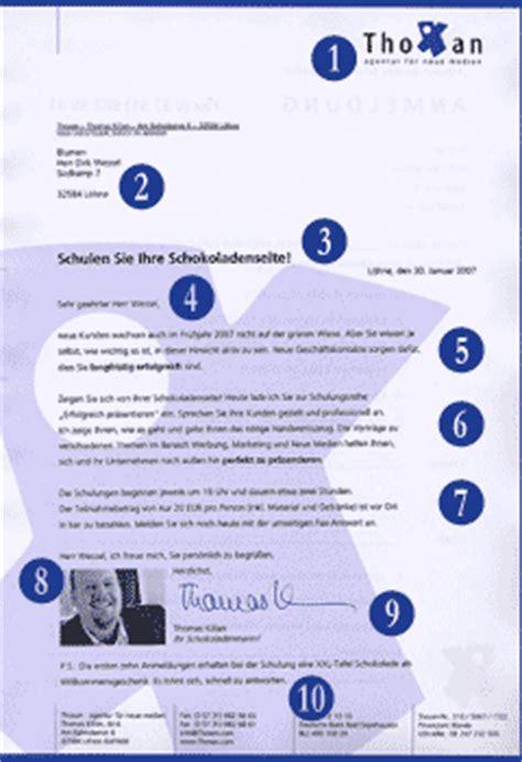 Angebot Vorlage Werbeagentur Pimp My Werbebrief Neukunden Magnet Marketing Weblog Werbeagentur Thoxan Ostwestfalen